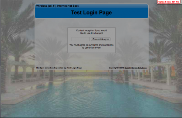 Login Page Simulator