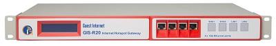 guest Internet Hotspot Gateway GIS-R20